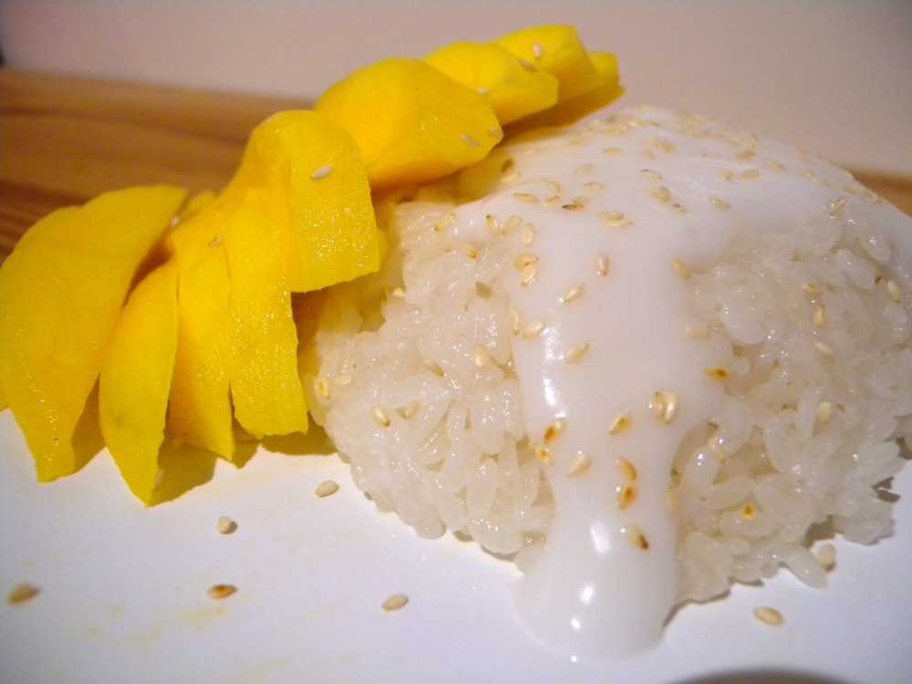 Mango & Sticky Rice (2/2)