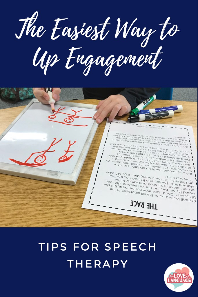 Increase engagement and provide students with extra supports with this simple tip!