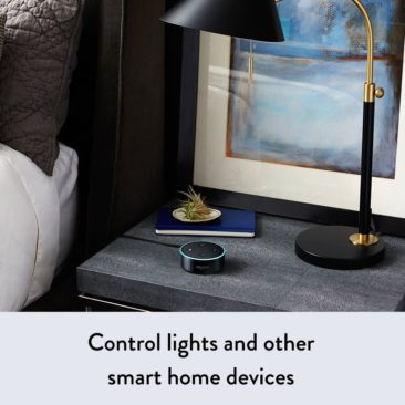 Controls Lights And Other Smart Devices