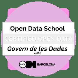 Certificat Bàsic en Govern de les Dades