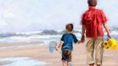 El niño debe recibir acompañamiento de sus Padres