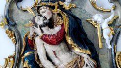 La pasión de Cristo según la visión de una mística