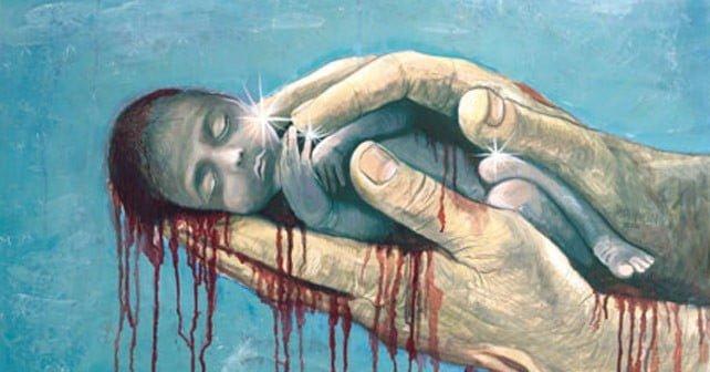 «El demonio utiliza la sangre de los niños abortados para sus maléficos fines», afirman exorcistas