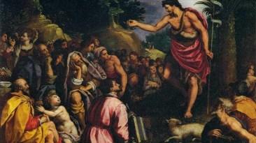 San Juan Bautista nos prepara el camino para la Navidad