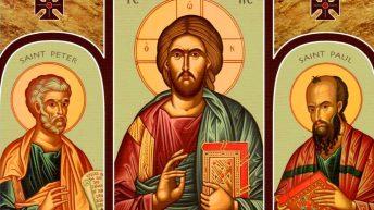 Apóstoles Pedro y Pablo