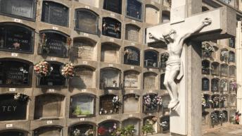 visita a cementerios