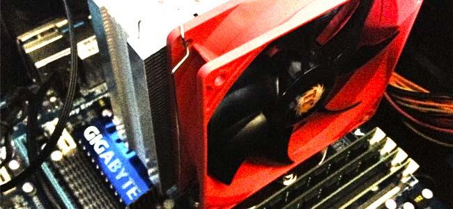 Guía para instalar el disipador Thermaltake NIC F3