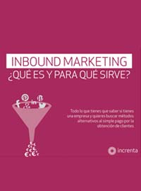 Guía sobre Inbound Marketing