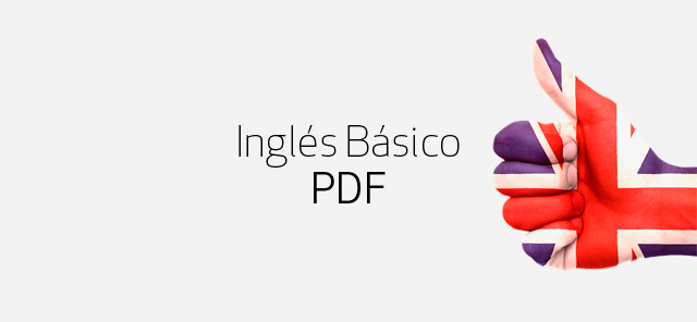 Inglés básico pdf: curso gratis para descargar