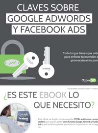 EBook gratuito sobre Google Adwords y Facebook Ads
