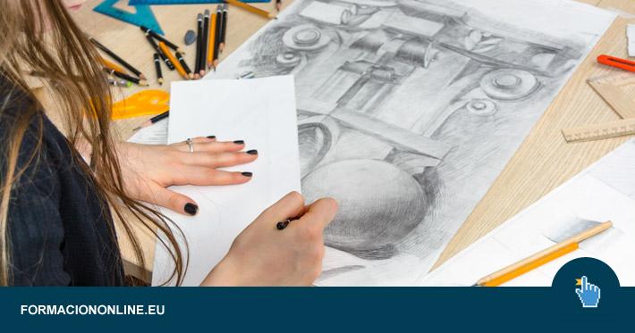 Curso gratis de dibujo a lápiz