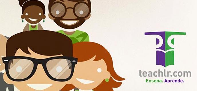 60 cursos gratis en la web Teachlr