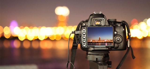 Temario del curso de fotografía online