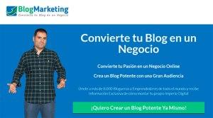 Curso Cómo crear un blog de éxito. Curso Gratis 3 Días!