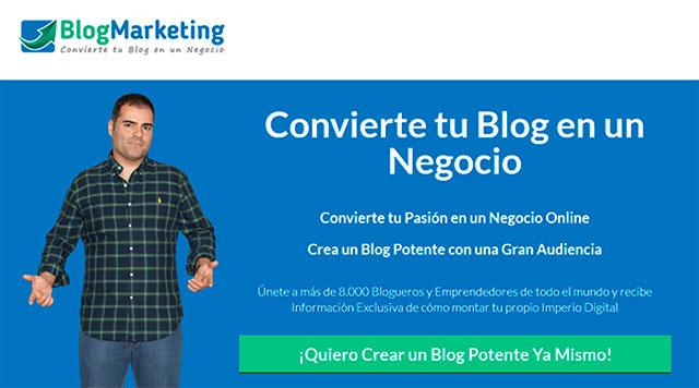 Cómo crear un blog de éxito. Curso gratis con descuento del 100%