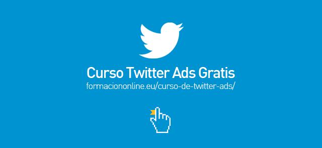 Curso de Twitter Ads Gratis