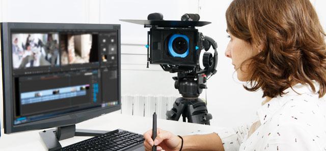 Carrera de Creación y Edición de Vídeo