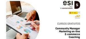 9 Cursos Gratis para el Sector Comercio (Trabajadores y Autónomos)