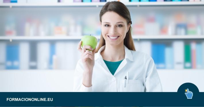 Curso de Alimentación y Dietética Gratis Online