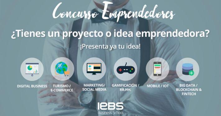 Concurso Emprendedores: Becas para Masters y Postgrados para los ganadores