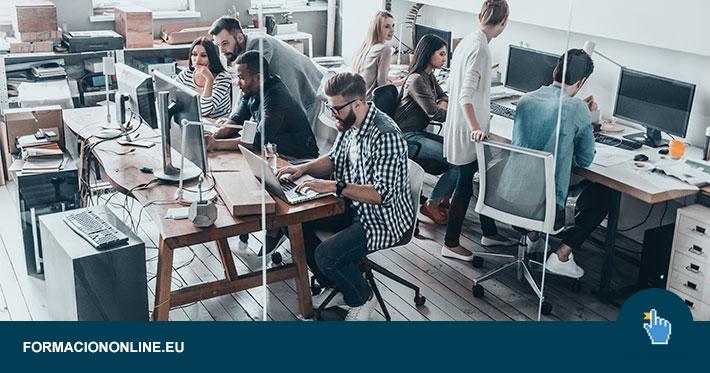 5 Cursos de Tecnologías de la Información y la Comunicación Subvencionados Gratis para Sector Comercio y Marketing