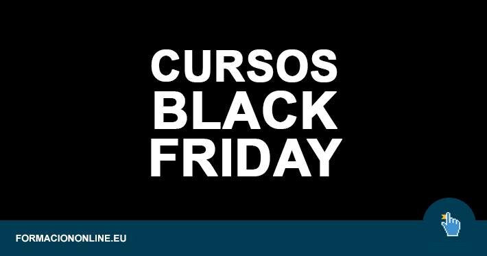 Cursos Black Friday 2019