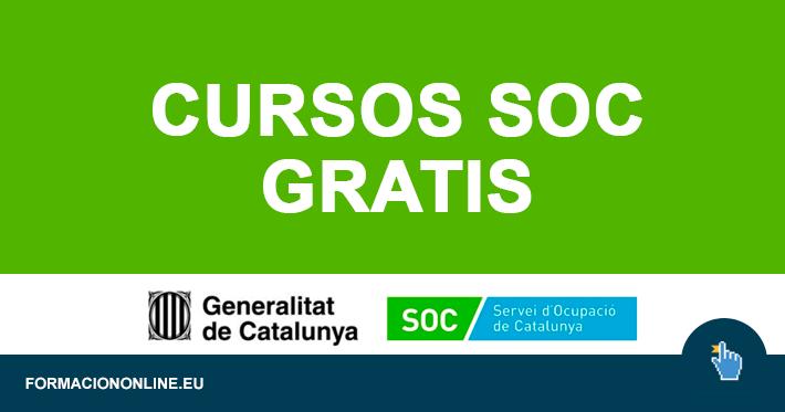Cursos Soc Gratis Nueva Oferta Requisitos Y Acceso