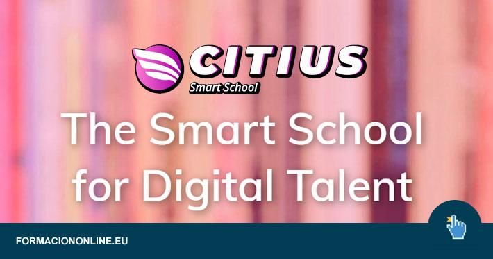 Más de 80 Cursos Gratis en Citius Smart School