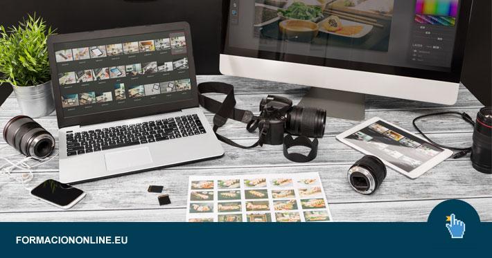 45 Cursos gratis de edición y retoque fotográficos