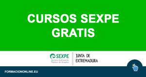 Cursos SEXPE Gratis para Desempleados y Trabajadores