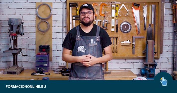 Curso gratis de Introducción a la Carpintería: Construye tu primer mueble