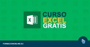 Curso de Excel Gratis de Básico a Avanzado Online para Principiantes