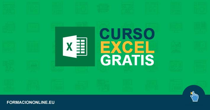 Curso de Excel Gratis de Básico a Avanzado