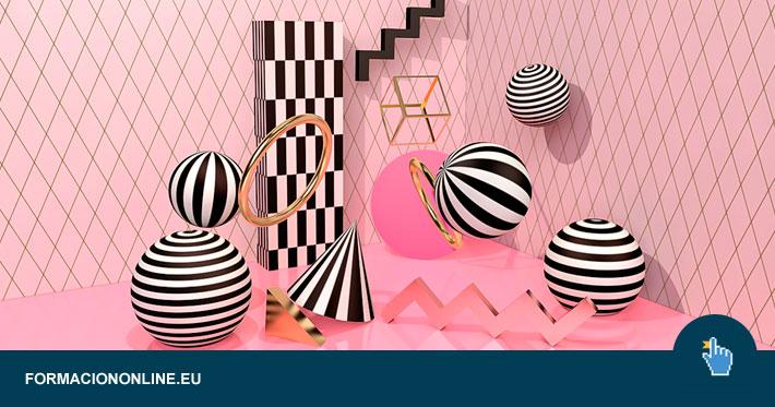 Curso de Formas Geométricas en 3D con Cinema 4D Gratis