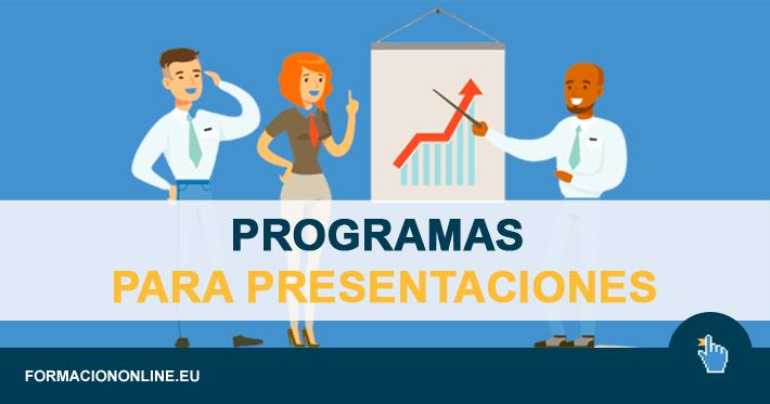 10 Programas para hacer presentaciones alternativos a PowerPoint