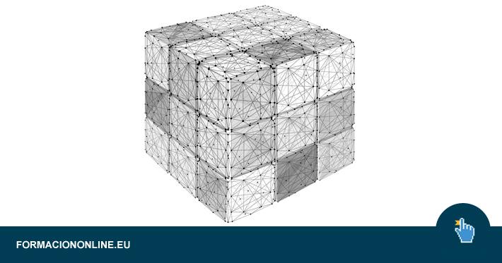 Curso Gratis de Cinema 4D: Aprende a Modelar un Cubo de Rubik