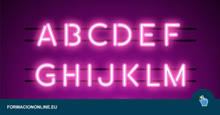 Curso Gratis para Crear un Texto con Luces en Cinema 4D y Photoshop