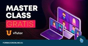 MasterClass Gratis en vTutor para emprendedores todos los meses