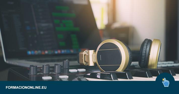 Curso gratis crear música con tecnología