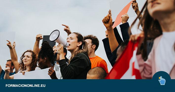 Curso gratis de Defensores y defensoras de los derechos humanos