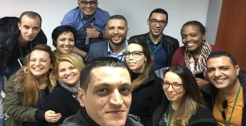 Formation Leadership à Tunis 4