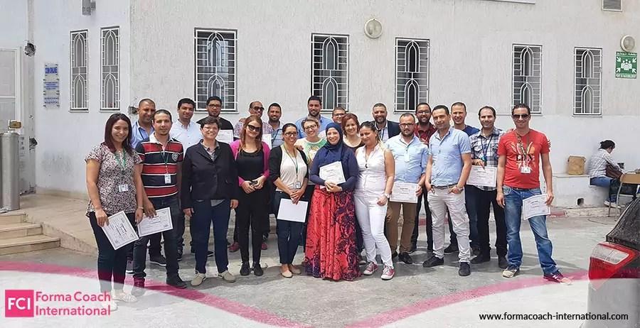 Formation Management Coaching international