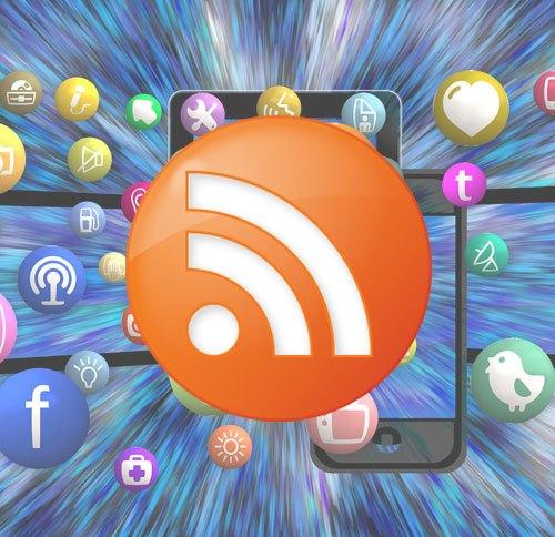 ¿Cómo recibir RSS?