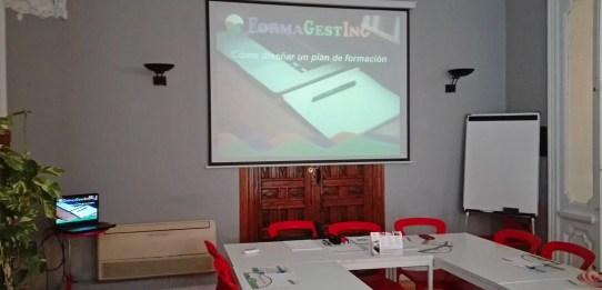 Sesión informativa Formagesting