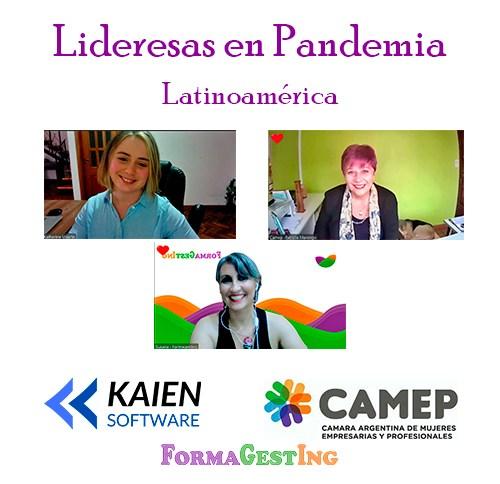 Lideresas en Pandemia - Latinoamérica
