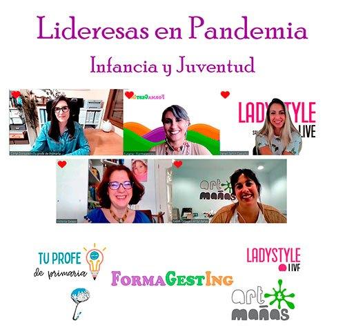 Lideresas en Pandemia: Infancia y Juventud