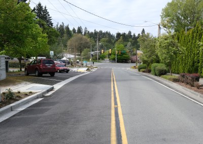 NE 153rd Place – Safe Routes to School