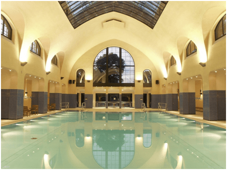 Pool Lighting Design Designed Commercial Lighting