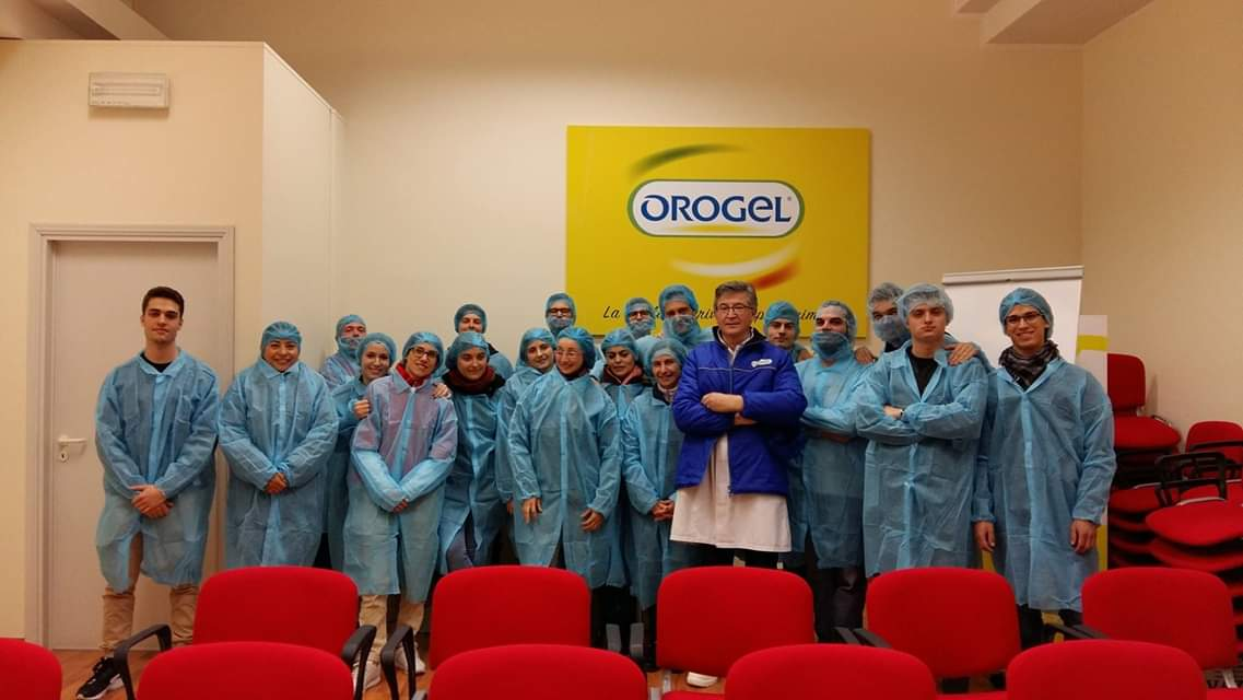 IFTS IRECOOP agroindustria