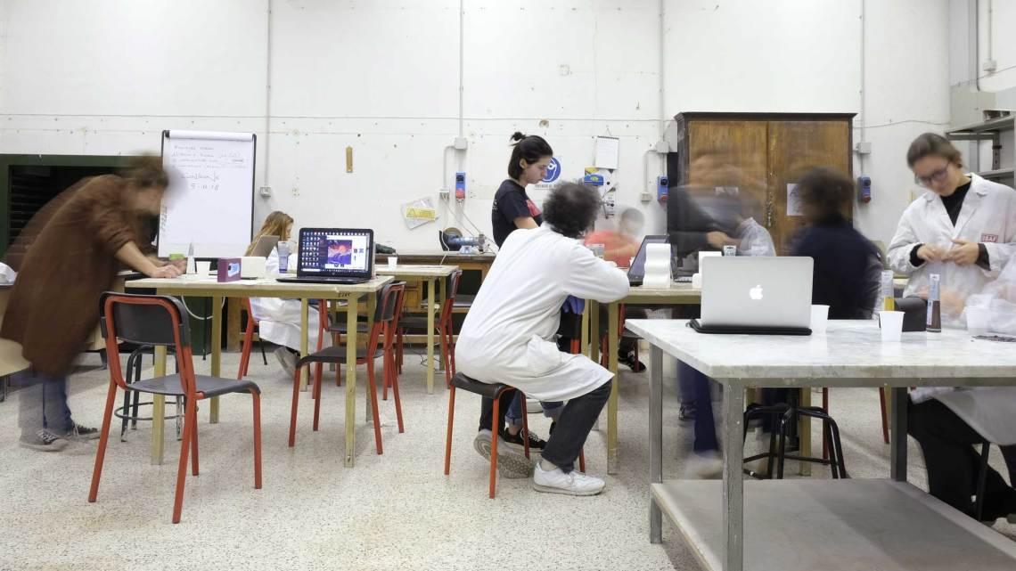 ISIA faenza laboratorio
